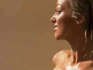Jessi Summers sexy shower scene